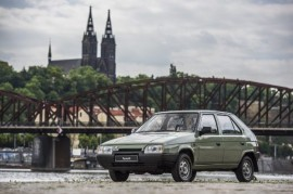 30 years since the premiere of Škoda Favorit