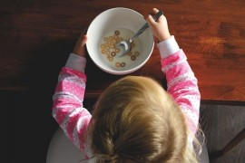 Dried nutrition for toddlers from the point of view of undesirable substances