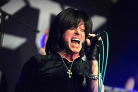 ROCK FOR SOUL: Joe Lynn Turner of Deep Purple, Kamil Strihavka and Ewa Farna