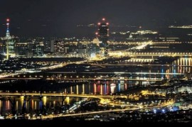 Vienna wants to reduce light pollution. It therefore installs 50,000 LEDs