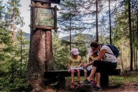 Trip to the Beskydy Mountains: Ostravice offers hiking routes for children in a pram