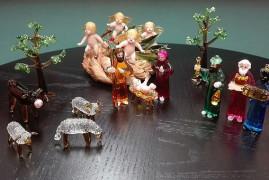 Nativity scenes for joy