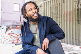 Ziggy Marley at Colors of Ostrava 2018