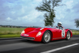 Very fast charisma: 60 years of the ŠKODA 1100 OHC