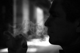 More than three quarters of lung cancer smokers die within five years