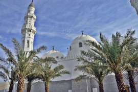 Five councils to travel to Muslim countries