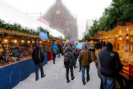 In Europe's Advent markets, check both the price and the origin of the goods