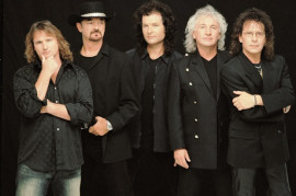 Smokie is preparing 6 concerts in Bohemia and Moravia