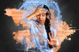 High stress cholesterol may be