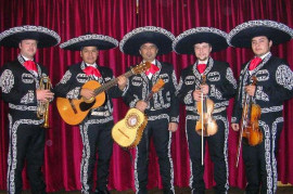 Mexican Magic Concert: mariachi, Castilian classic and excellent swing