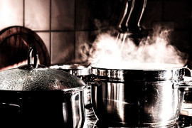 Seven reasons to cook in steam
