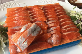 Ten Reasons to Put Fish Into A Diet