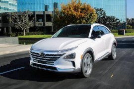 Journalists have awarded Hyundai NEXO the prestigious prize