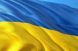 Ukraine, Opytne: No cars, no roads, no health care. At front line.