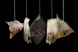 Herbal teas with pesticide flavor and poisonous weeds