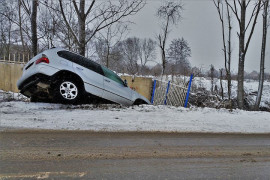 The number of victims of January traffic accidents increased after three years