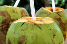 Coconut water - the elixir of youth, or good marketing?