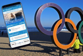 The Mobile Applications ZOH 2018 brings the Olympic Games to the touch of a hand