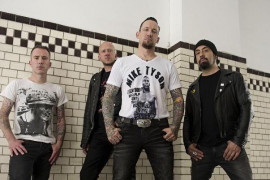 Volbeat - Danish Shine on Rock for People
