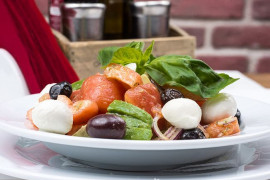 The Mediterranean diet is ideal for the heart