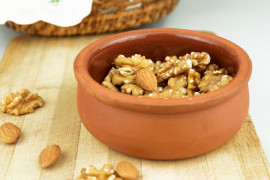How to replace walnuts properly so that nothing is missing in the body