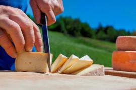 Traditional handicrafts on farmland in South Tyrol
