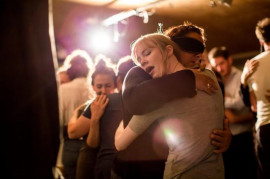 HUG concerts once again in the singers' arms