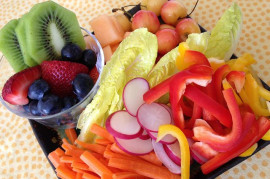 Healthy doping: Fruit and vegetables must not be missed!