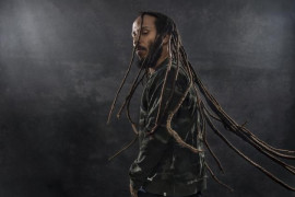 Ziggy Marley introduces the new album Rebellion Rises to Colors of Ostrava