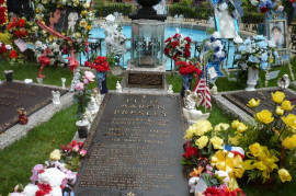 Graceland - Elvis Presley lived and died here