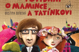 Text editor Pavel Cmíral and his book Talking about mom and dad