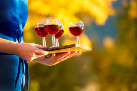 Spend a great wine in South Tyrol