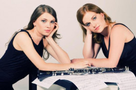 The Prague Clarinet Days invite virtuoso concerts, and the brush plays