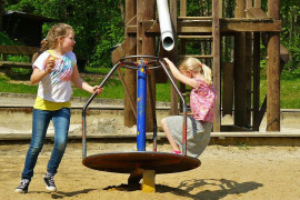 Control of playgrounds has not shown any major misconduct